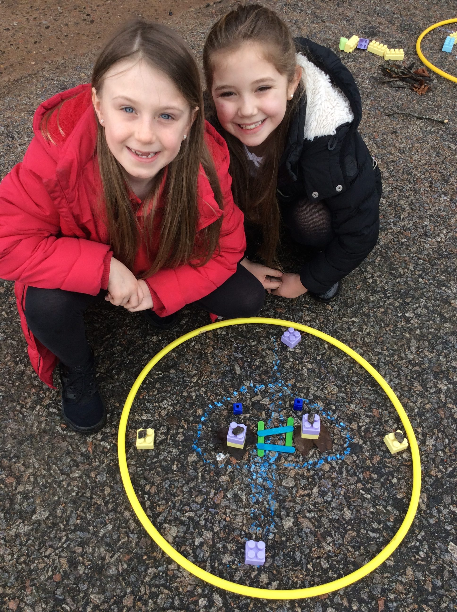 P4 Outdoor Symmetry