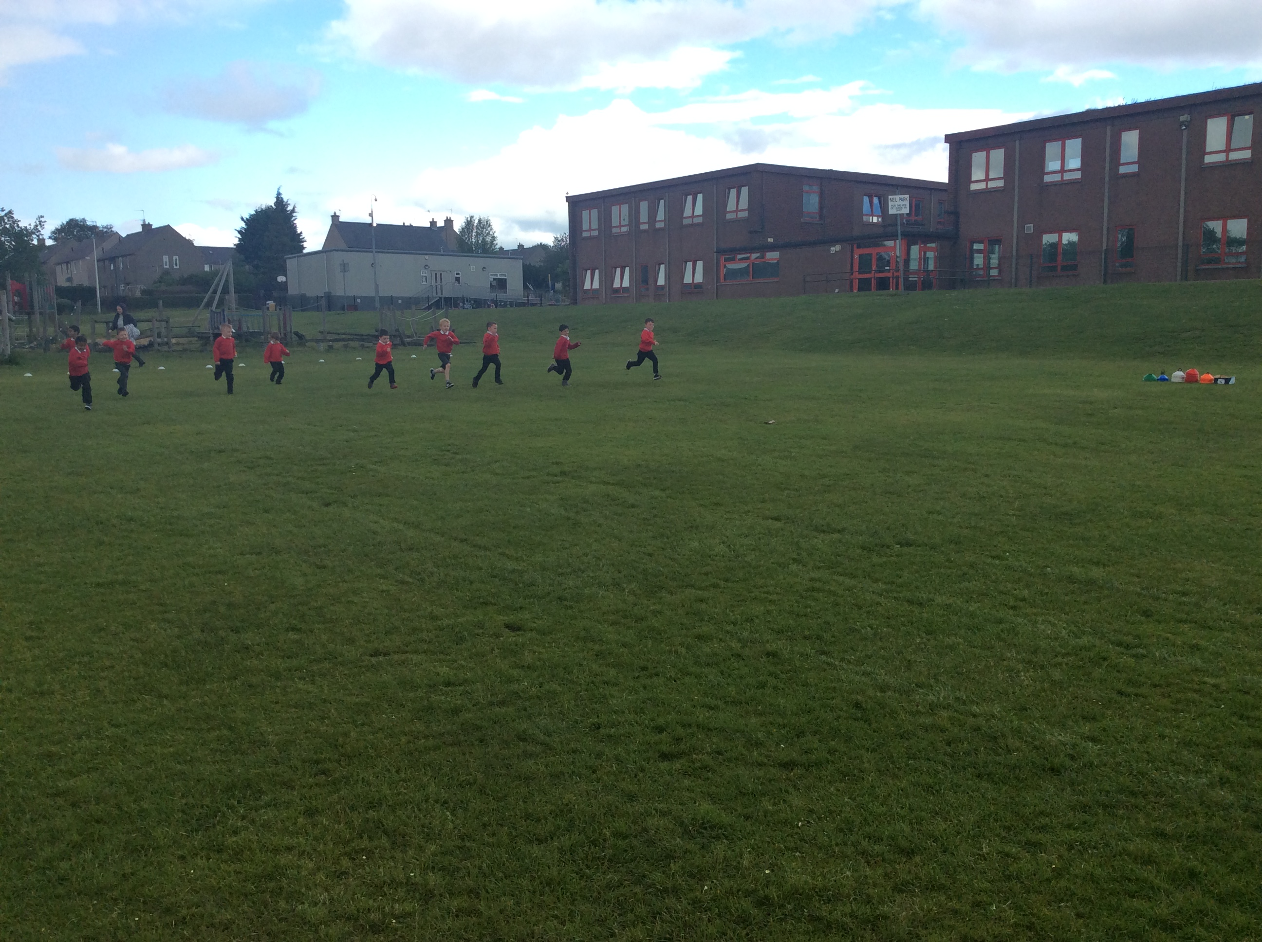 P1 Boys in Action