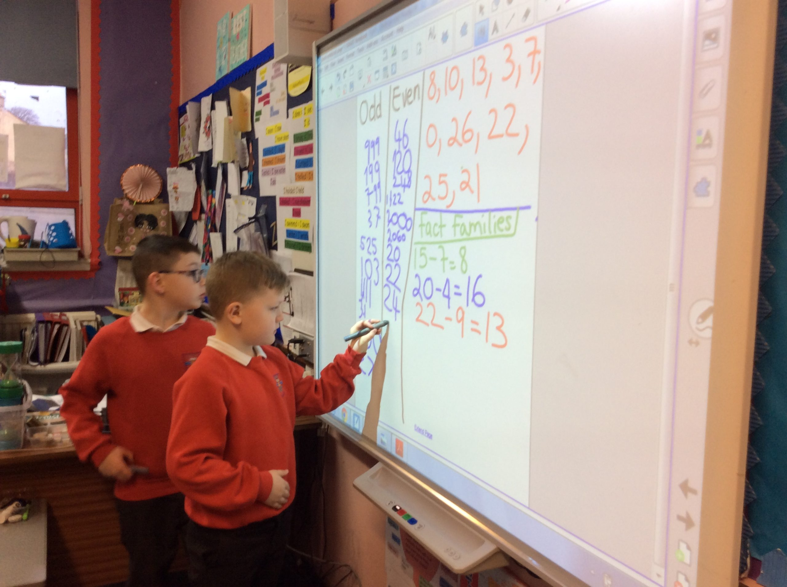 P4 Mental Maths CLIC